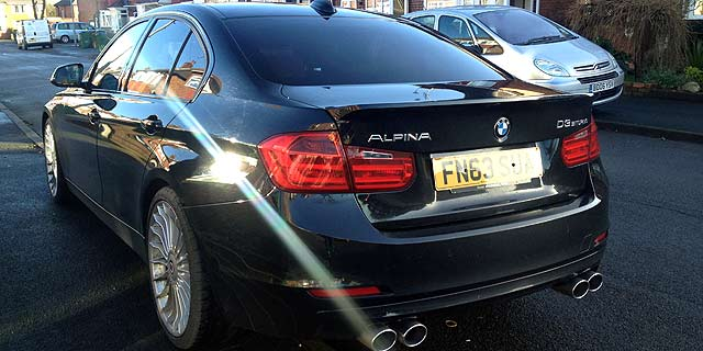 Alpina D3 Bi-Turbo 1