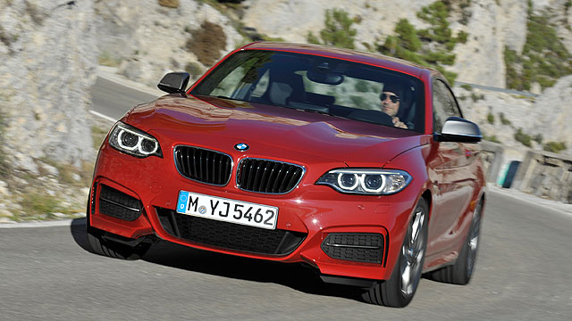 bmw m235i review 2014 motoring research. Black Bedroom Furniture Sets. Home Design Ideas