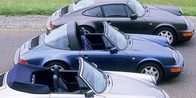 Porsche_911_964_Targa