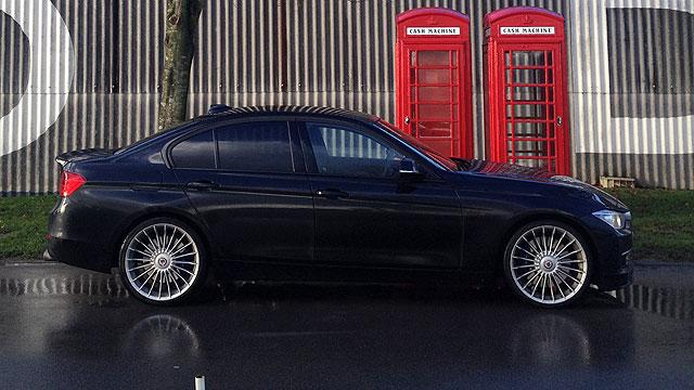 Alpina D3 Bi-Turbo review (2014) | Motoring Research