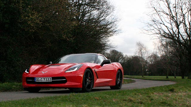 Corvette C7 Stingray 7
