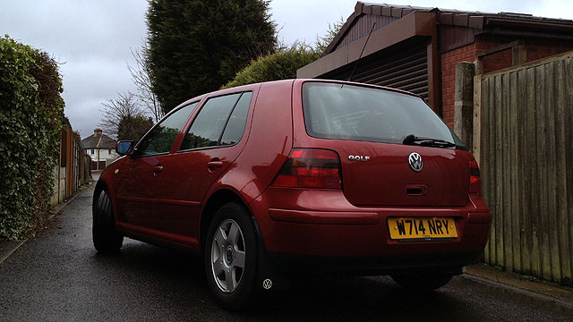 MR Golf GTI Mk4