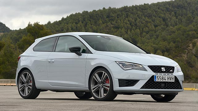 seat leon cupra review 2014 motoring research. Black Bedroom Furniture Sets. Home Design Ideas