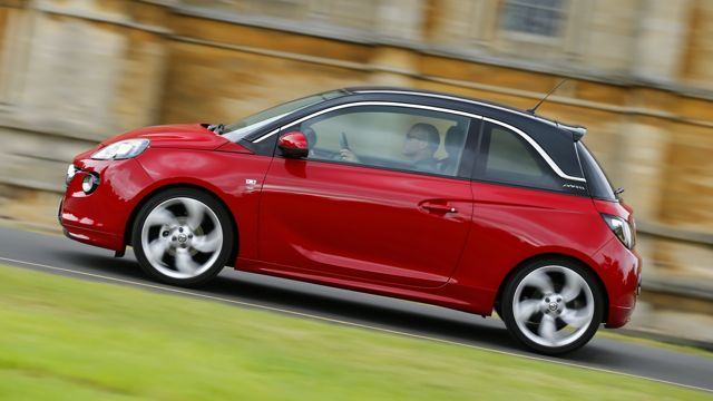 Vauxhall Adam For 99 A Month