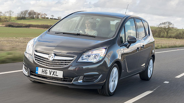 Launch Pad Vauxhall Meriva 2014 Motoring Research