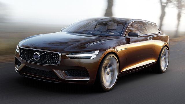 Volvo Concept Estate Geneva 2014