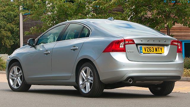 Volvo S60 Drive-E 2014 5