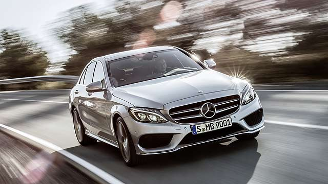 Mercedes-Benz C-Class review (2014)