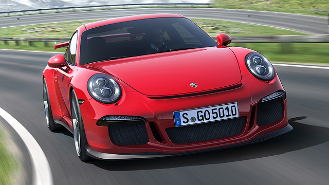 Porsche 991 911 GT3