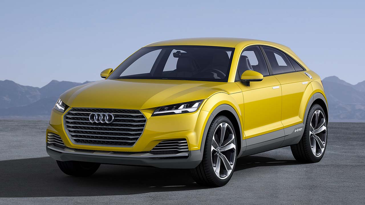 Audi Hints At Future Tt Suv With Beijing Offroad Concept