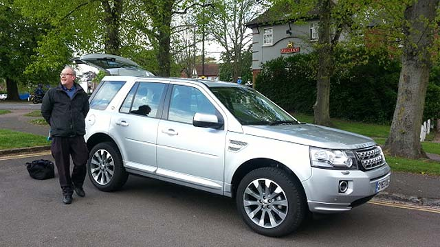 Land Rover Freelander 2 MR long termer