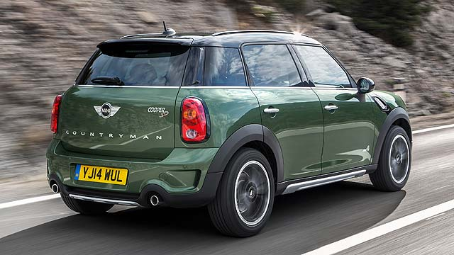 MINI Countryman 2014 04