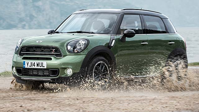 MINI Countryman 2014 09