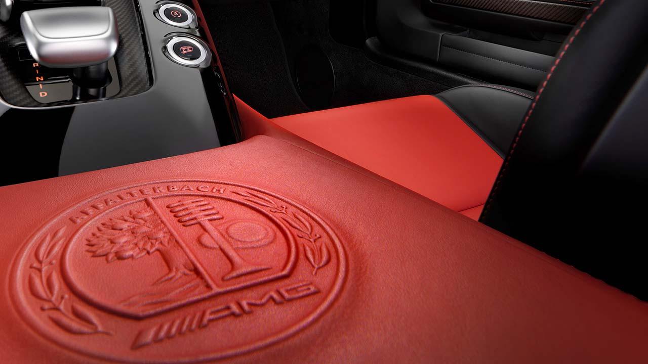 Mercedes-AMG GT interior 07