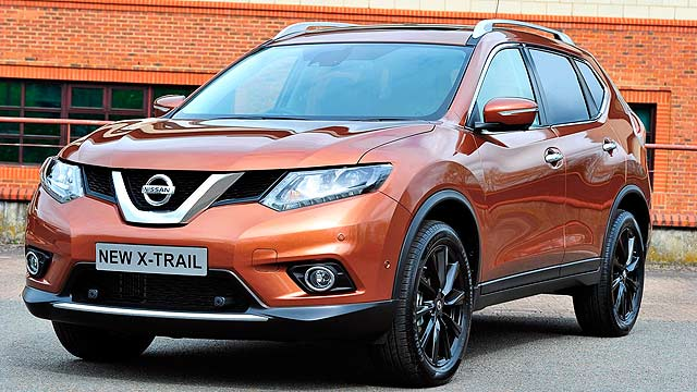 Nissan X-Trail #ColourOfAdventure