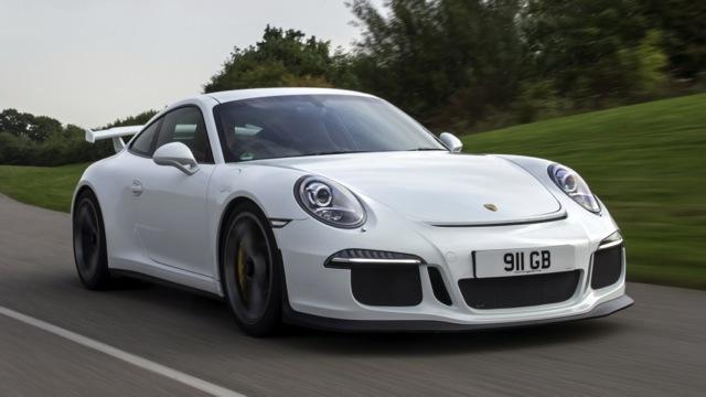 Porsche 911 GT3 MR