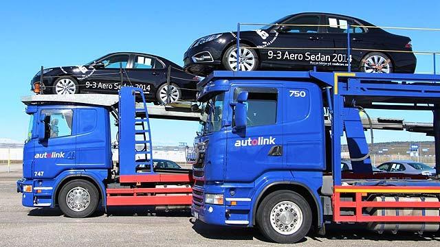 Saab 9-3 Nevs delivery restart