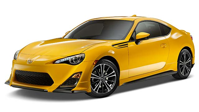 Scion FR-S New York Motor Show