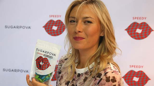 Sugarpova Speedy