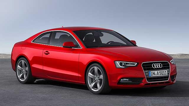 Audi A5 Euro NCAP
