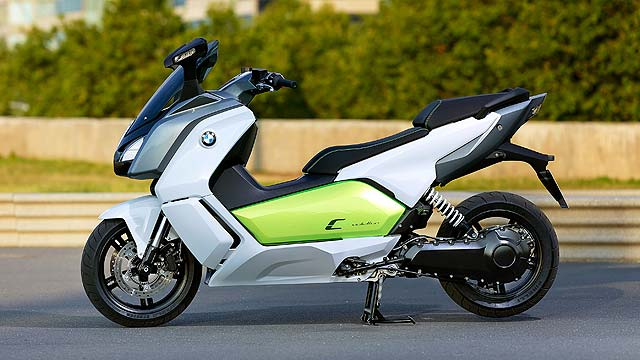 BMW C Evolution 03