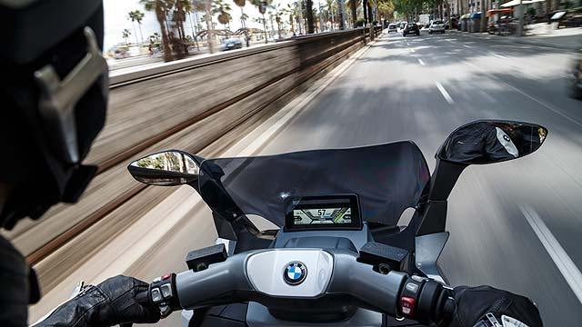 BMW C Evolution 05