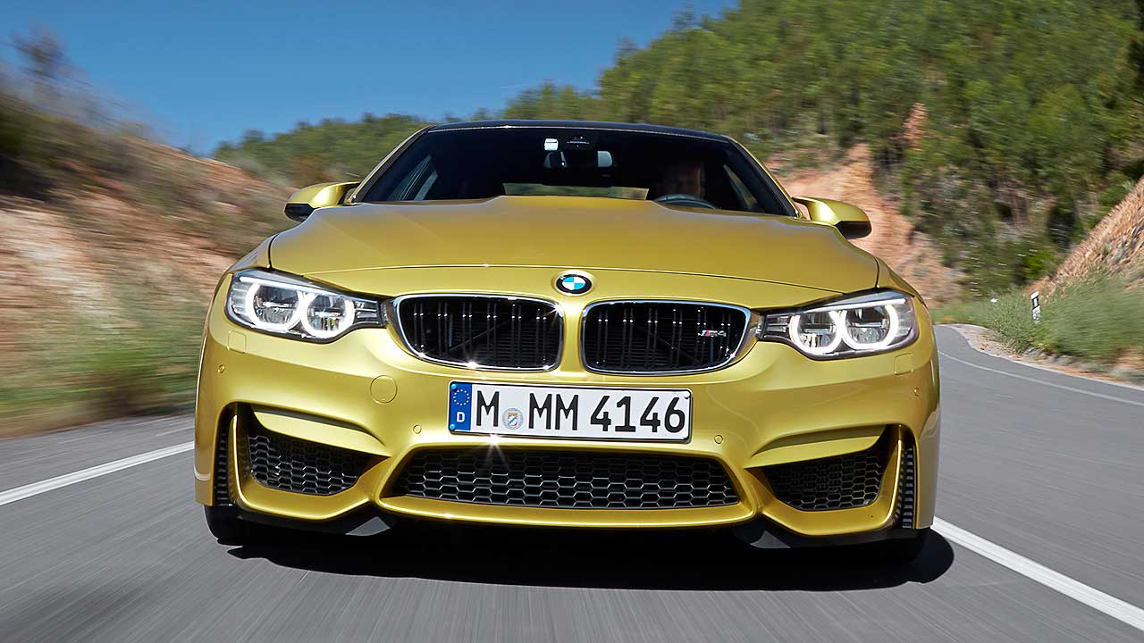 bmw m4 coupe review 2014 first drive motoring research. Black Bedroom Furniture Sets. Home Design Ideas