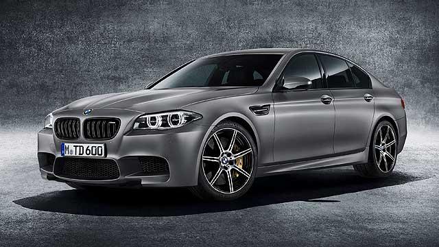 BMW M5 30 jahre limited edition