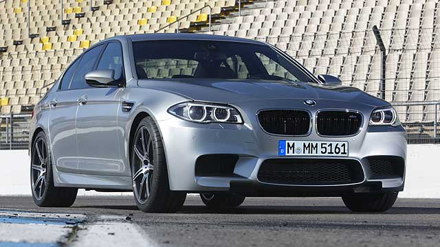 BMW M5 30 years