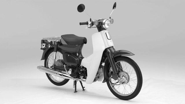 Honda Super Cub 3D trademark