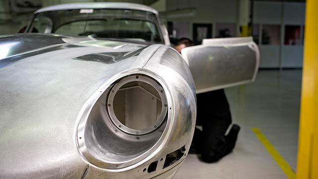 Jaguar E-type Lightweight 2014