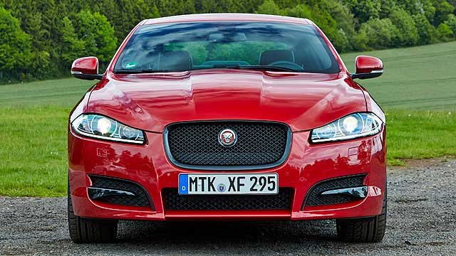 Jaguar XF R-Sport review