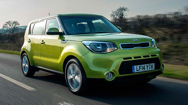 What Is The 2014 Kia Soul Like To Drive?