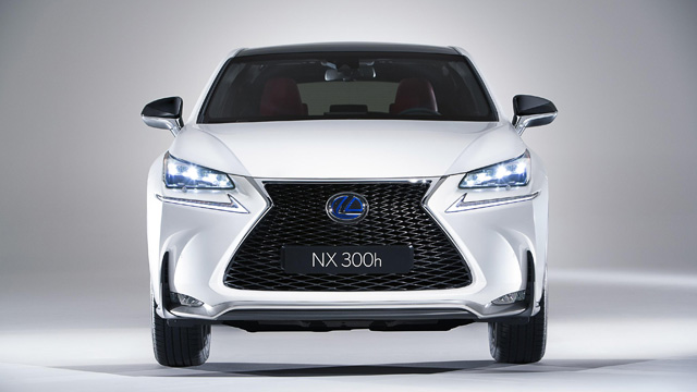 Lexus NX prices