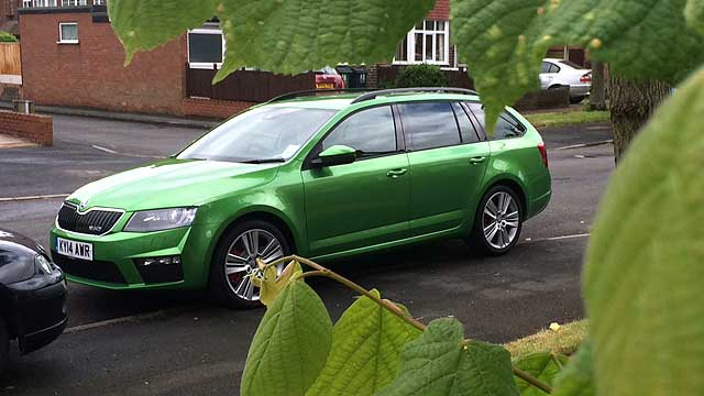 Skoda Octavia vRS MR long-termer 004