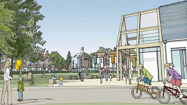 Stratford District Council Gaydon proposed development