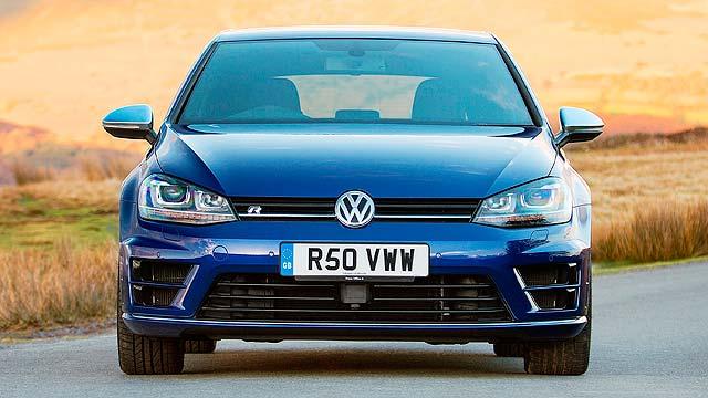 Volkswagen Golf April 2014 SMMT