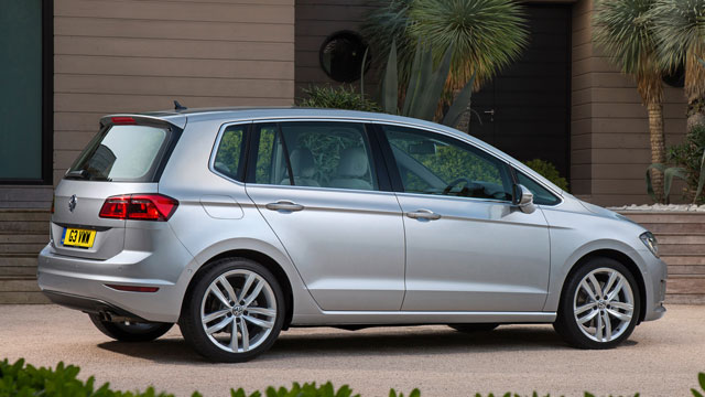 volkswagen golf sv prices to start at 18 875 motoring research. Black Bedroom Furniture Sets. Home Design Ideas