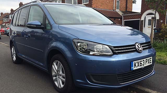 Volkswagen Touran Road Test Review