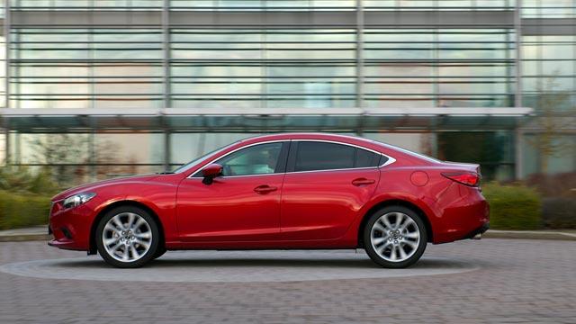 Mazda6 car insurance comparison