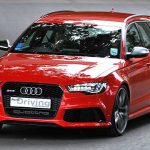 Audi RS 6 Plus Newspress