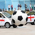 England World Cup stars to get posh new motors – win or lose