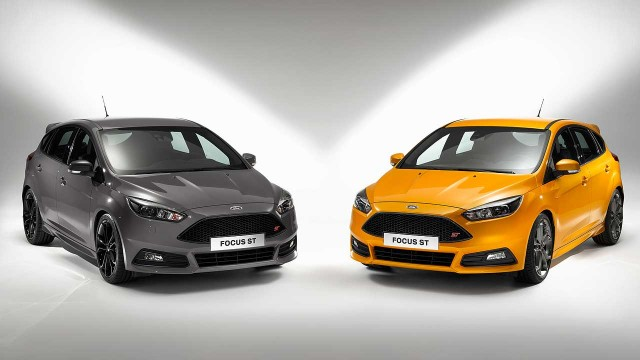 Ford Focus ST facelift 2014 001