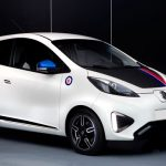 MG EV Concept 2014 review