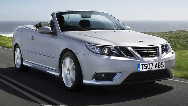 gm recalls saab 9 3 convertible for seatbelt issue motoring research. Black Bedroom Furniture Sets. Home Design Ideas