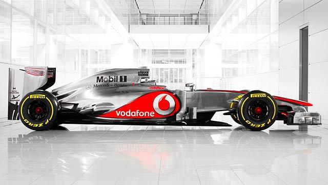 Vodafone McLaren