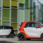 2014 Smart Fortwo Forfour