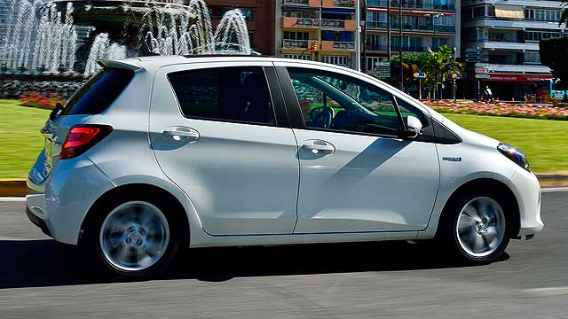 Toyota Yaris facelift review: 2014 first drive
