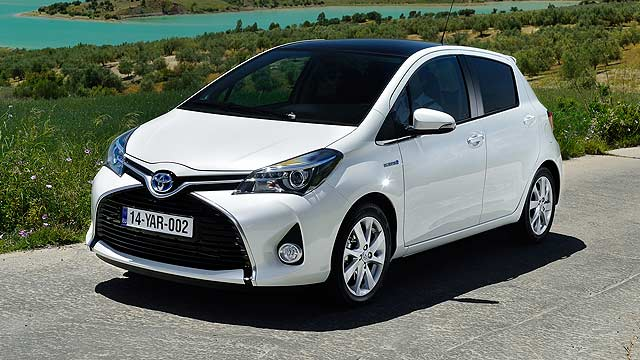 launch pad 2014 toyota yaris motoring research. Black Bedroom Furniture Sets. Home Design Ideas
