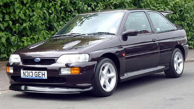 Ford Escort RS Cosworth (c) H&H